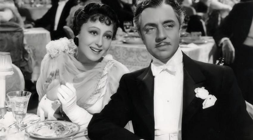 "William Powell, Luise Rainer | ""The Great Ziegfeld"" (1936)"