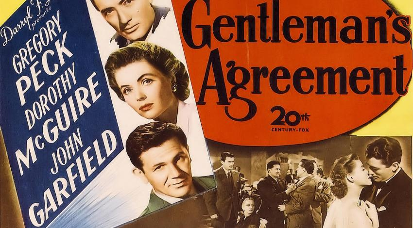 """Gentleman's Agreement"" (1947)"