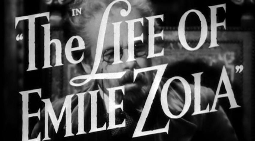 """The Life of Emile Zola"" (1937)"