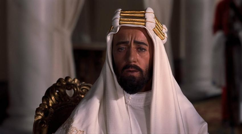 "Alec Guinness | ""Lawrence of Arabia"" (1962)"