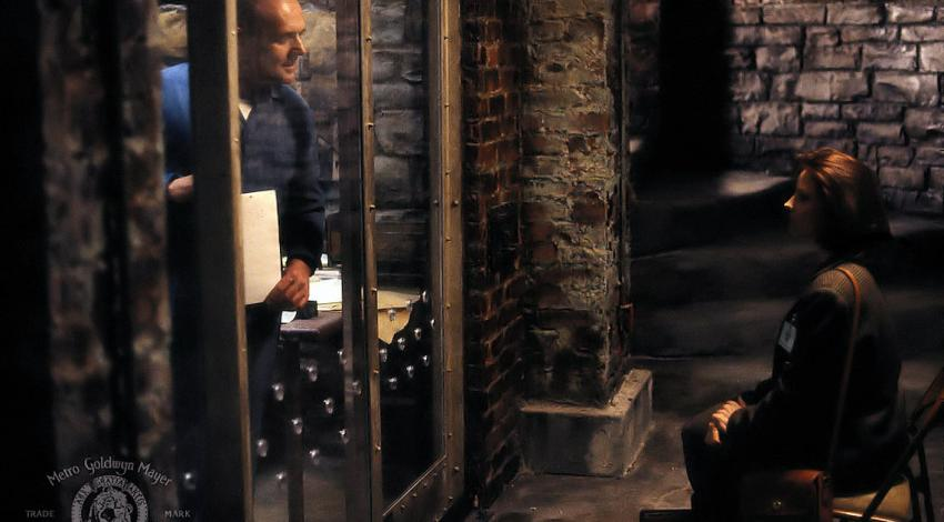 "Anthony Hopkins, Jodie Foster | ""The Silence of the Lambs"" (1991) [b]"