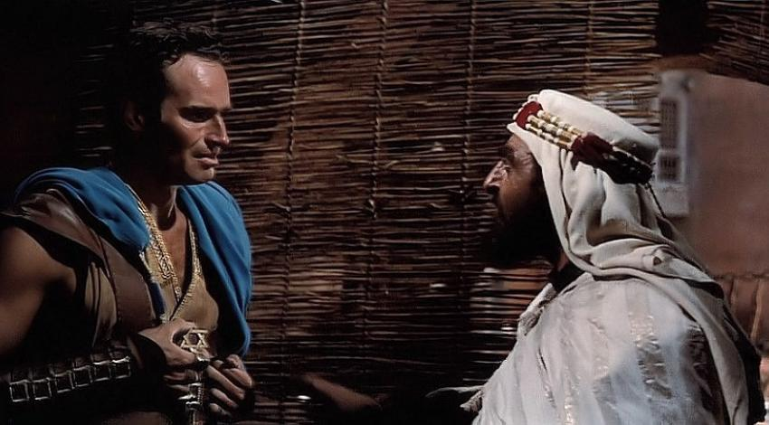 "Charlton Heston, Hugh Griffith | ""Ben Hur"" (1959)"