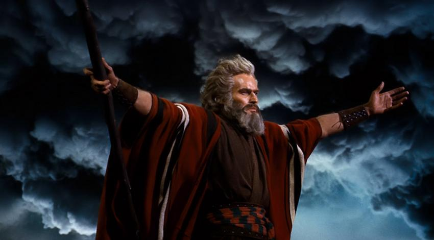 "Charlton Heston | ""The Ten Commandments"" (1956) *"