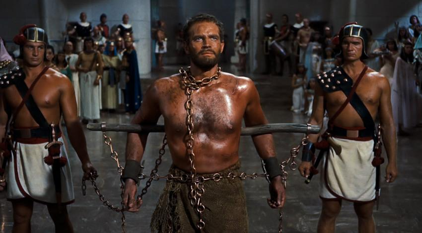 "Charlton Heston | ""The Ten Commandments"" (1956)"