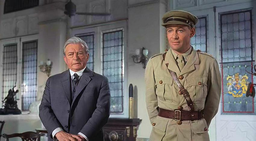 "Claude Rains, Peter O'Toole | ""Lawrence of Arabia"" (1962)"