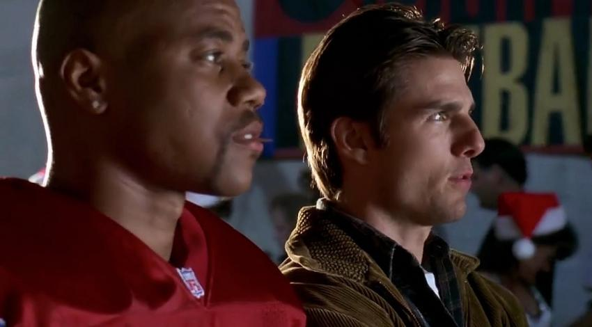 "Cuba Gooding Jr., Tom Cruise | ""Jerry Maguire"" (1996)"