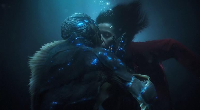 "Doug Jones, Sally Hawkins | ""The Shape of Water"" (2017) *"