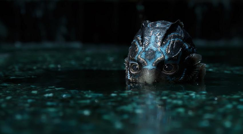 "Doug Jones | ""The Shape of Water"" (2017)"