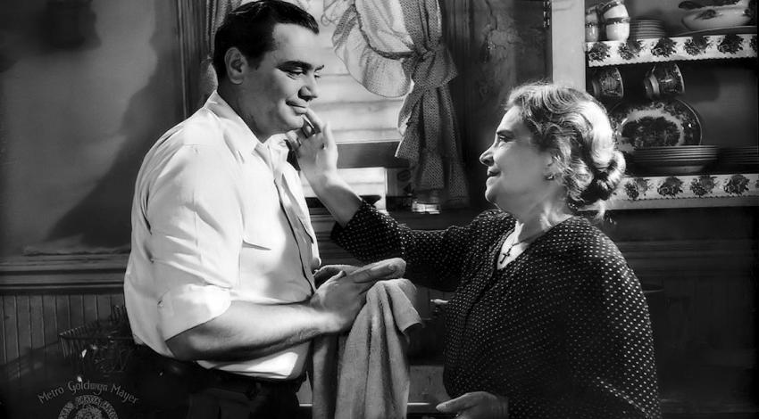 "Ernest Borgnine, Esther Minciotti | ""Marty"" (1955) *"