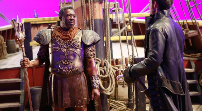 "Ernie Hudson, Colin O'Donoghue | ""Once Upon a Time"" (2011)"