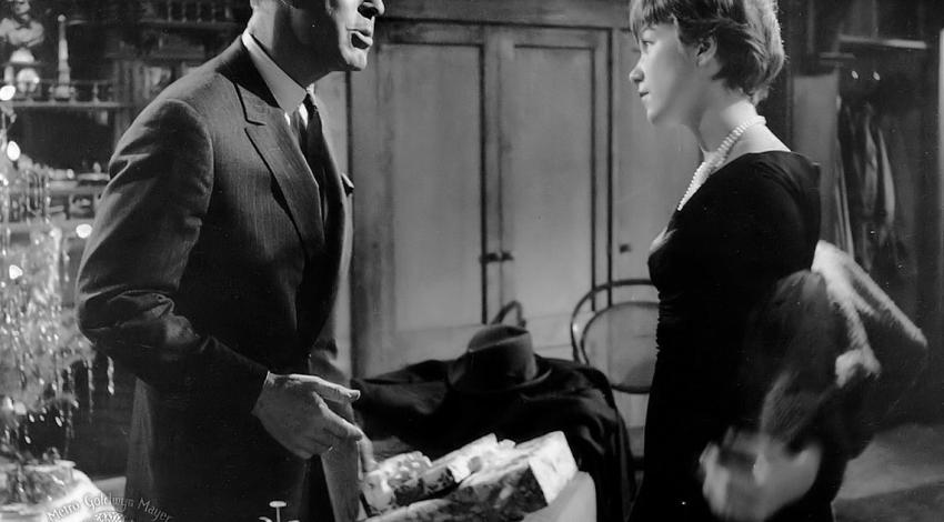 "Fred MacMurray, Shirley MacLaine | ""The Apartment"" (1960) *"