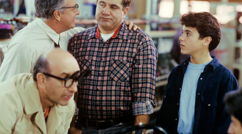 "John C. Moskoff, H. Richard Greene Dan Lauria, Fred Savage | ""The Wonder Years"" (1988-1993)"