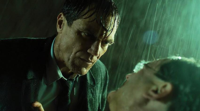 "Michael Shannon, Michael Stuhlbarg | ""The Shape of Water"" (2017)"