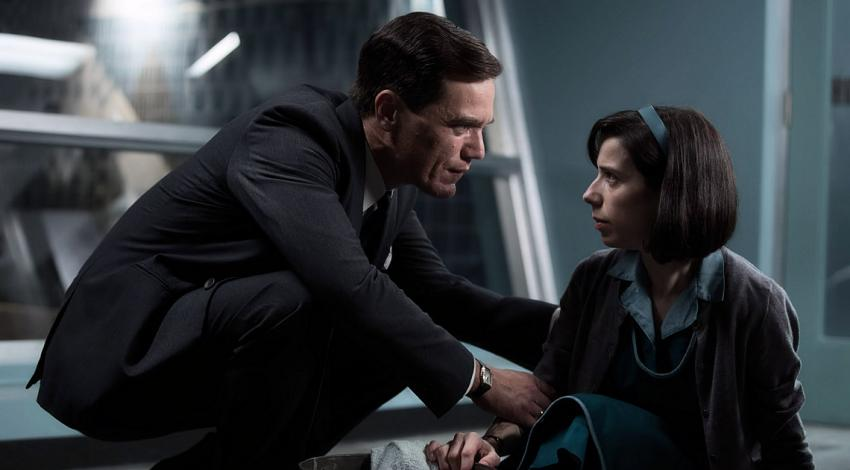 "Michael Shannon, Sally Hawkins | ""The Shape of Water"" (2017)"