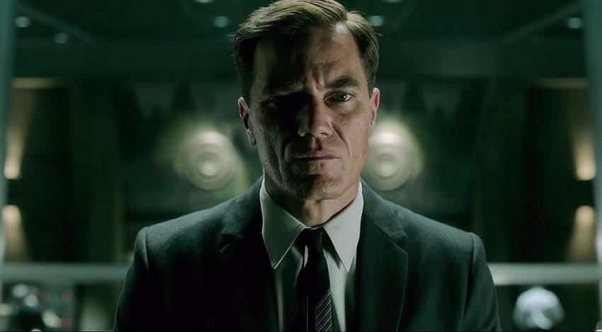 "Michael Shannon | ""The Shape of Water"" (2017)"