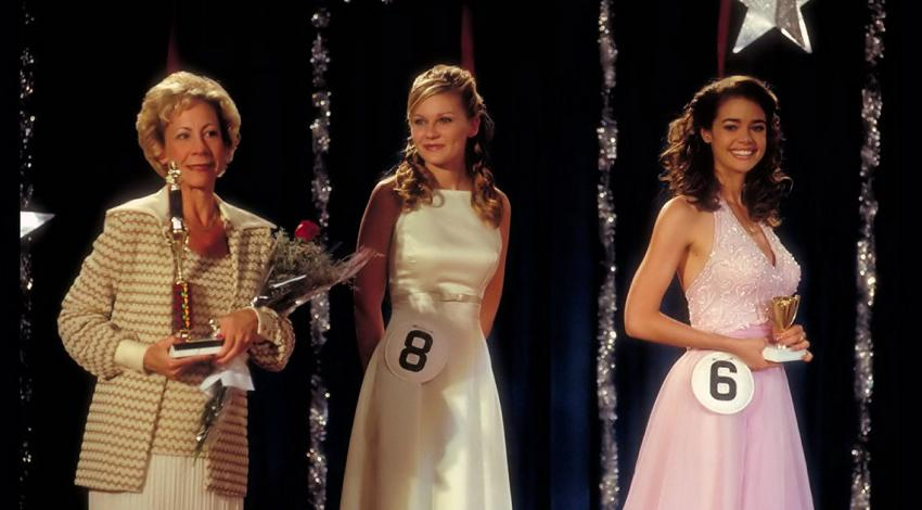 "Mindy Sterling, Kirsten Dunst, Denise Richards | ""Drop Dead Gorgeous"" (1999) [c]"