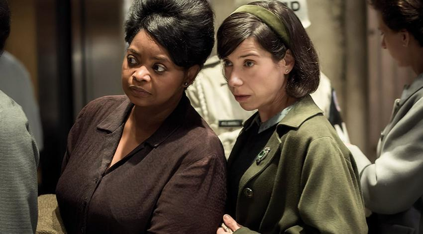 "Octavia Spencer, Sally Hawkins  | ""The Shape of Water"" (2017)"