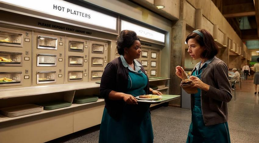 "Sally Hawkins, Octavia Spencer | ""The Shape of Water"" (2017)"