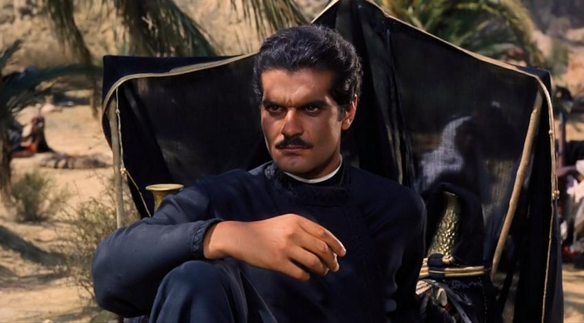 "Omar Sharif | ""Lawrence of Arabia"" (1962)"