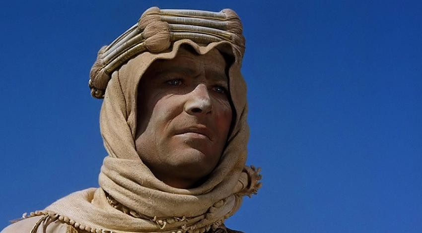 "Peter O'Toole | ""Lawrence of Arabia"" (1962)"