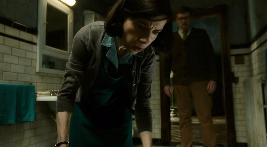 "Sally Hawkins, Richard Jenkins | ""The Shape of Water"" (2017)"