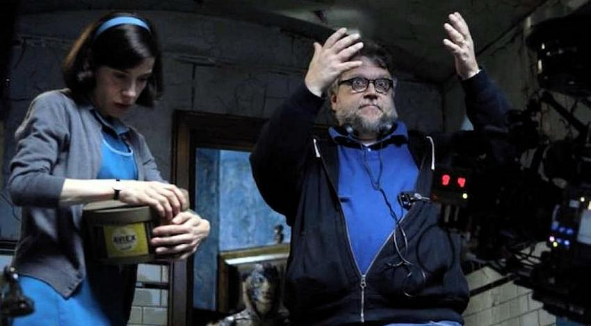 "Sally Hawkins, Guillermo del Toro | ""The Shape of Water"" (2017)"