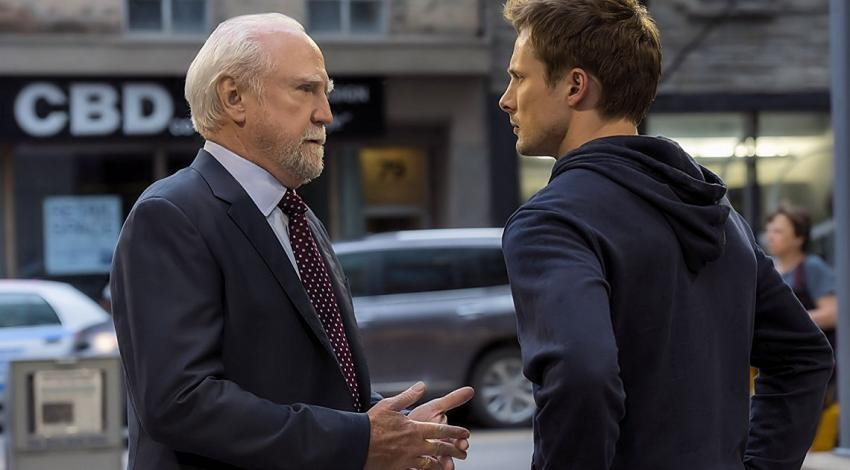 "Scott Wilson, Bradley James | ""Damien"" (2016) [b]"
