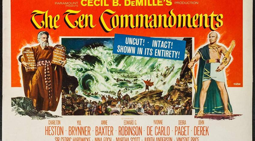 """The Ten Commandments"" (1956)"