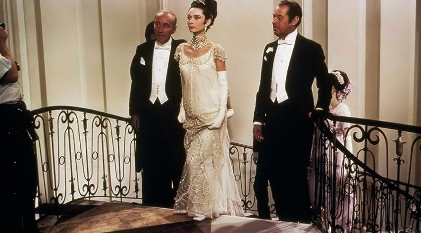 "Audrey Hepburn, Rex Harrison, Wilfrid Hyde-White | ""My Fair Lady"" (1964)"