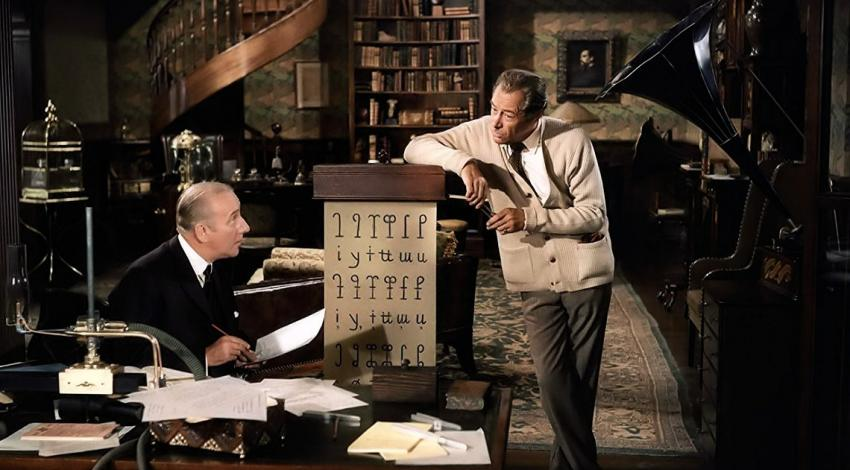 "Rex Harrison, Wilfrid Hyde-White | ""My Fair Lady"" (1964) *"