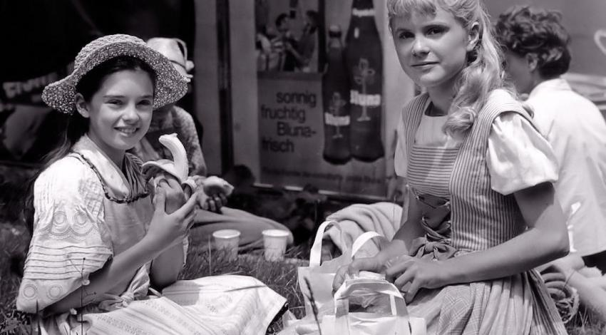 "Angela Cartwright, Heather Menzies-Urich | ""The Sound of Music"" (1965)"