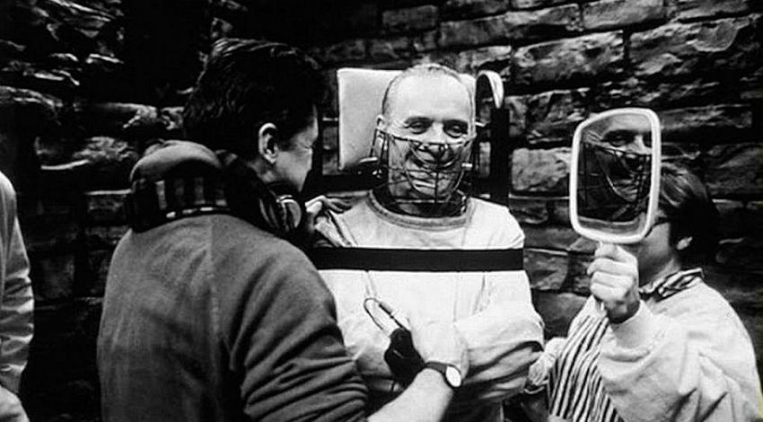 "Anthony Hopkins, Jonathan Demme | ""The Silence of the Lambs"" (1991)"