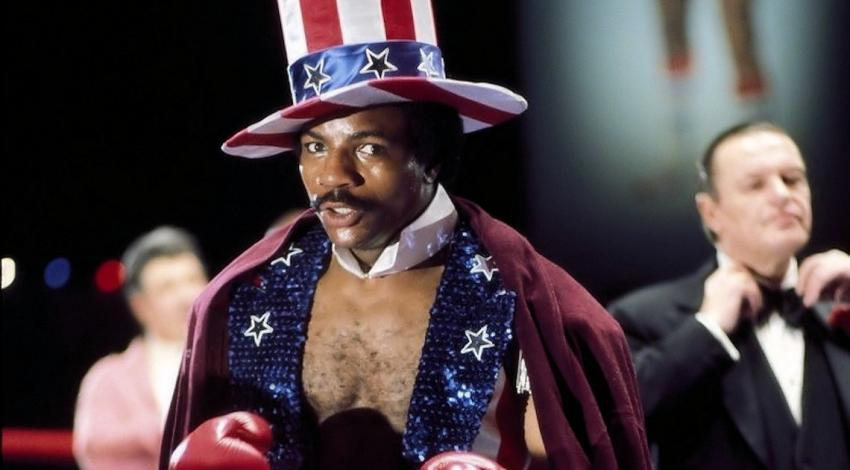 "Carl Weathers, Thayer David | ""Rocky"" (1976)"