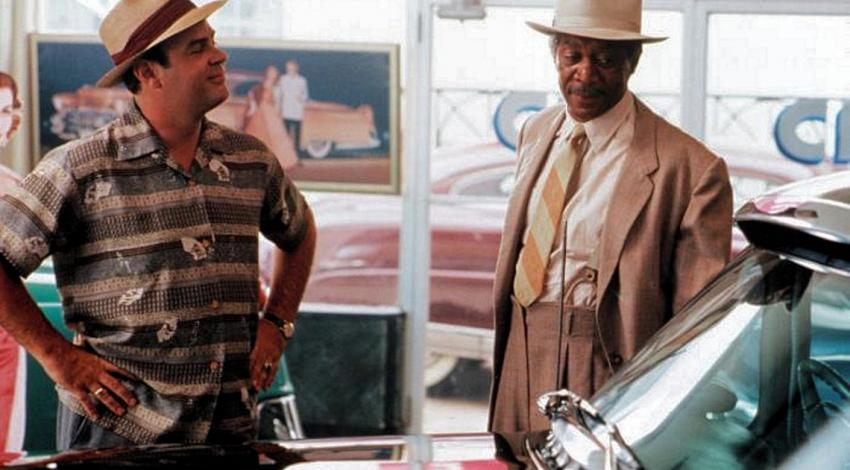 "Dan Aykroyd, Morgan Freeman | ""Driving Miss Daisy"" (1989)"