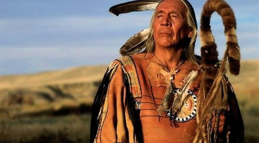 "Floyd 'Red Crow' Westerman | ""Dances with Wolves"" (1990)"