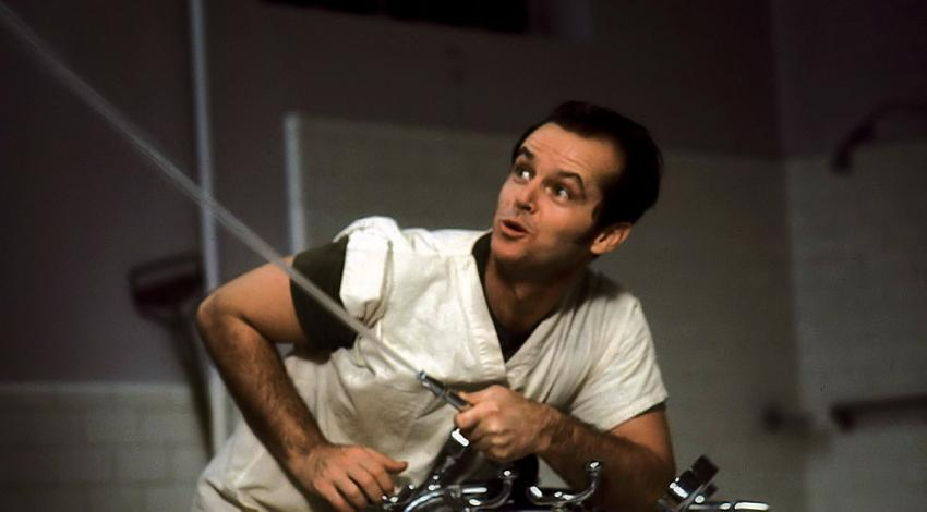 "Jack Nicholson | ""One Flew Over the Cuckoo's Nest"" (1975) *"
