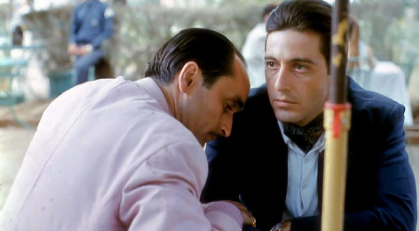 "John Cazale, Al Pacino | ""The Godfather Part II"" (1974) *"
