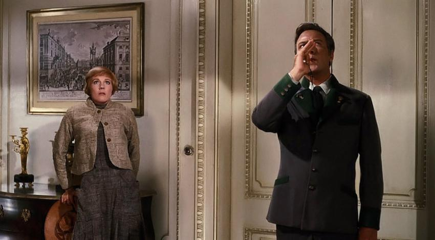 "Julie Andrews, Christopher Plummer | ""The Sound of Music"" (1965)"