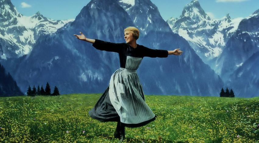 "Julie Andrews | ""The Sound of Music"" (1965) *"