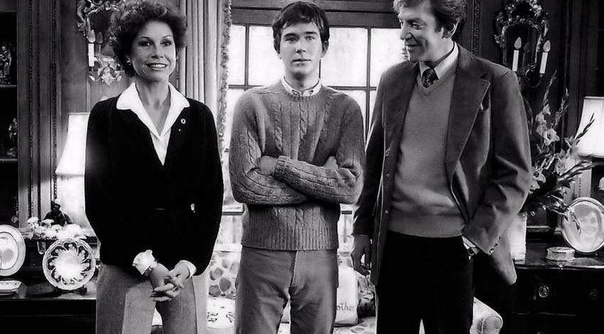 "Mary Tyler Moore, Timothy Hutton, Donald Sutherland | ""Ordinary People"" (1980) *"