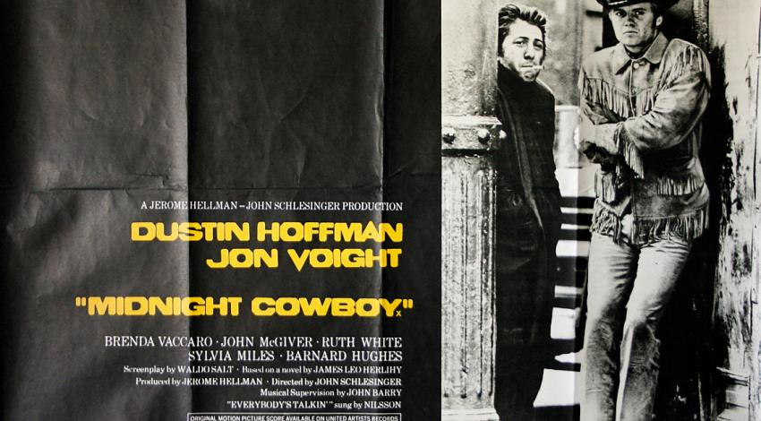 """Midnight Cowboy"" (1969) *"