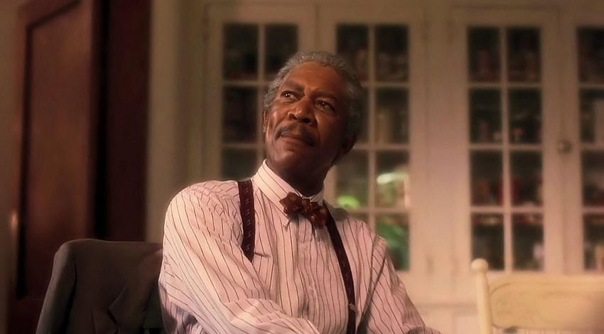 "Morgan Freeman | ""Driving Miss Daisy"" (1989)"