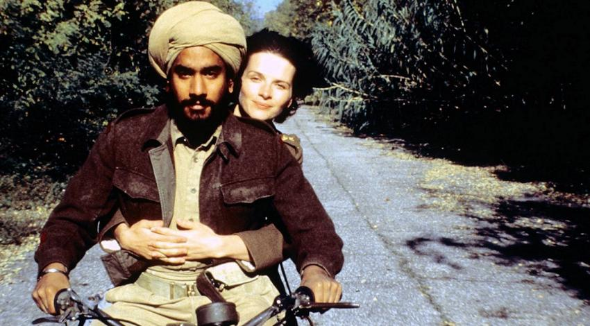 "Naveen Andrews, Kristin Scott Thomas | ""The English Patient"" (1996)"