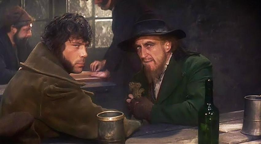 "Oliver Reed, Ron Moody | ""Oliver!"" (1968)"