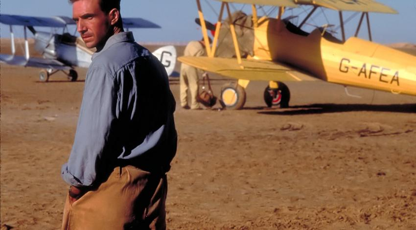 "Ralph Fiennes | ""The English Patient"" (1996)"