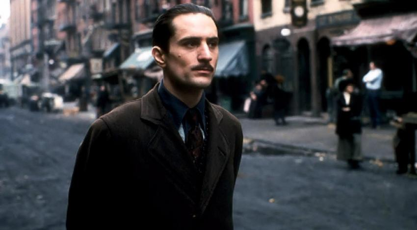 "Robert De Niro | ""The Godfather Part II"" (1974) *"