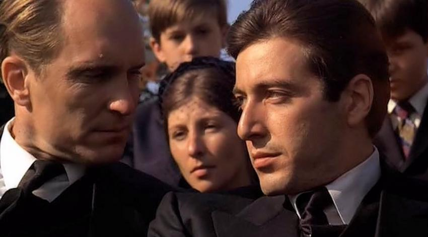 "Robert Duvall, Al Pacino | ""The Godfather"" (1972)"