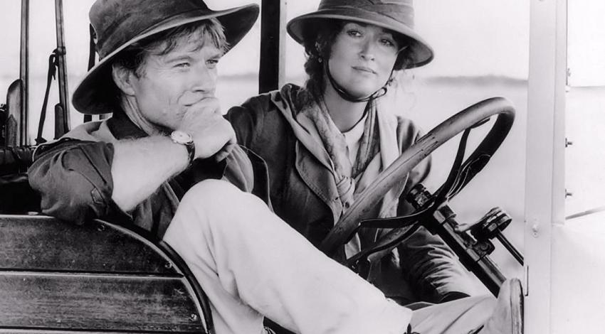 "Robert Redford, Meryl Streep | ""Out of Africa"" (1985) *"