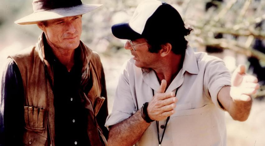 "Robert Redford, Sydney Pollack | ""Out of Africa"" (1985)"