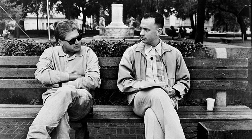 "Robert Zemeckis, Tom Hanks | ""Forrest Gump"" (1994)"